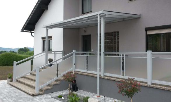 Eingangsüberdachung, Vordach
